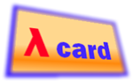 Your Lambda Card, Sir!